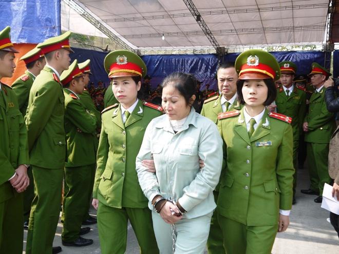 6 nam theo dau ba trum duong day buon 21.000 banh heroin hinh anh 1 Bà trùm ma túy Nguyễn Bích Ngọc. Ảnh: ANHP.