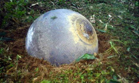 Vat the la roi o Tuyen Quang nang 35 kg hinh anh