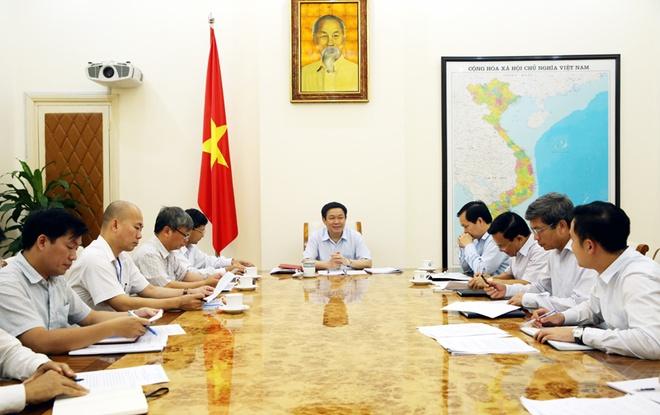Kien toan Hoi dong tu van chinh sach tai chinh tien te hinh anh 1