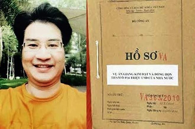 Giang Kim Dat va sep Vinashin Lines tham o 16 trieu USD hinh anh 1