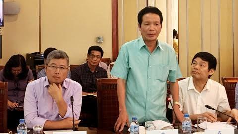 Ong Hoang Vinh Bao giu chuc Thu truong Bo TT&TT hinh anh