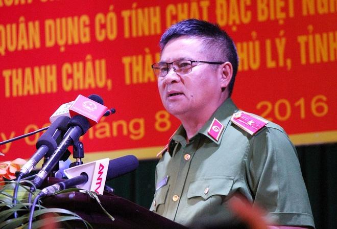 Bo 500 trieu dong thue nguoi giet giam doc o Ha Nam hinh anh 2