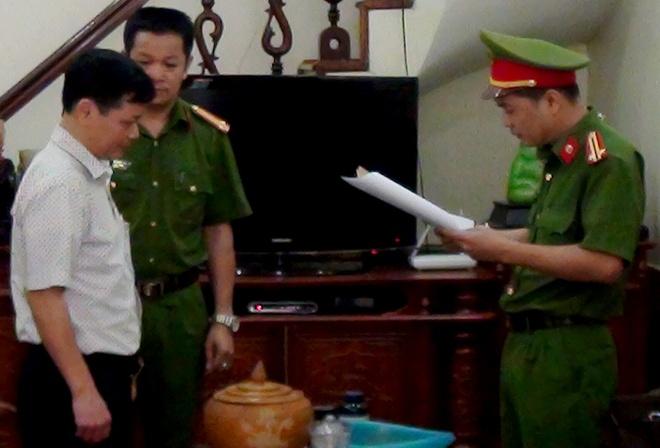 Bat nguyen Giam doc Cong ty xo so kien thiet Ha Giang hinh anh 1
