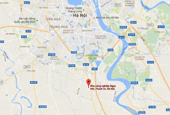 Hang tram nguoi chua chay kho hang 2.000 m2 hinh anh 4