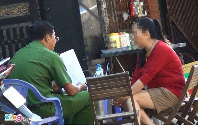 Giam doc o Sai Gon no sung anh 2