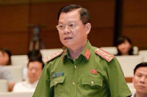 Pho giam doc Cong an Ha Noi: Xu ly nghiem nguoi mao danh nha bao hinh anh