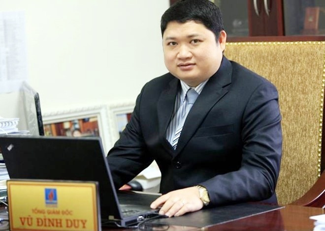 Truy na dac biet nguyen Tong giam doc PVTEX Vu Dinh Duy hinh anh 1