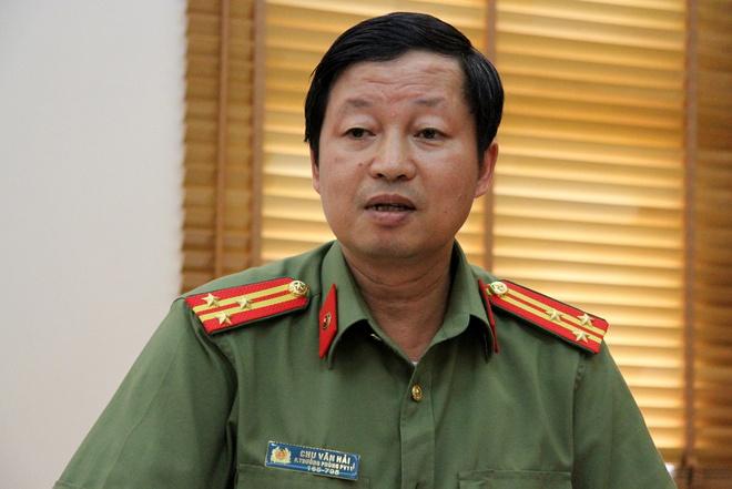 Cong an Yen Bai noi ve viec trieu tap Giam doc So Ke hoach hinh anh