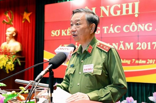 Bo Cong an nghien cuu tuyen truyen qua Zalo, Facebook hinh anh