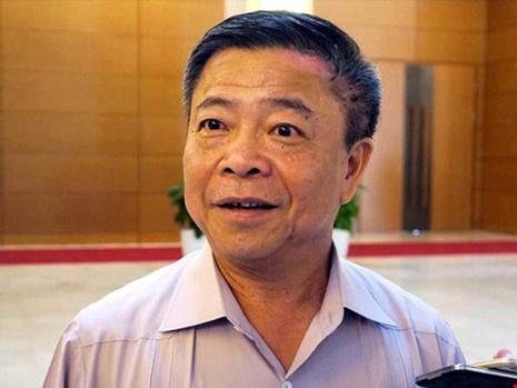 Ong Vo Kim Cu thoi lam Chu tich Lien minh HTX Viet Nam hinh anh