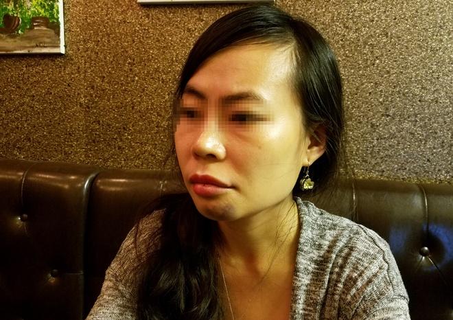 Nu hanh khach bi tai xe Uber danh: Can xin loi, khong doi boi thuong hinh anh