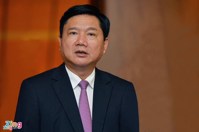 Ong Dinh La Thang tiep tuc bi de nghi truy to o vu an thu 2 hinh anh 1