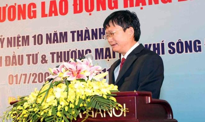 Em ong Dinh La Thang huong dan ai chuyen vali tien 14 ty cho minh? hinh anh
