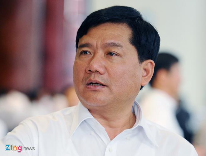 Ong Dinh La Thang bi truy to trong vu PVN mat 800 ty dong hinh anh 1
