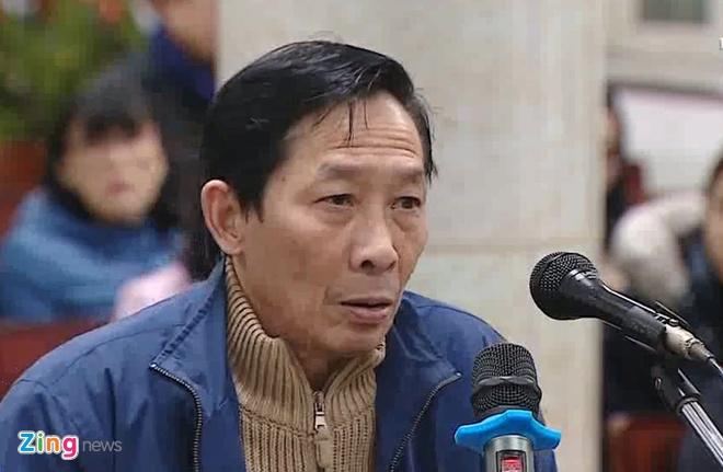 Bi cao trong vu an o PVC: 'Biet vi pham nhung khong co cach nao khac' hinh anh 1