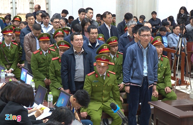 Ong Dinh La Thang bi de nghi 14-15 nam tu hinh anh 1