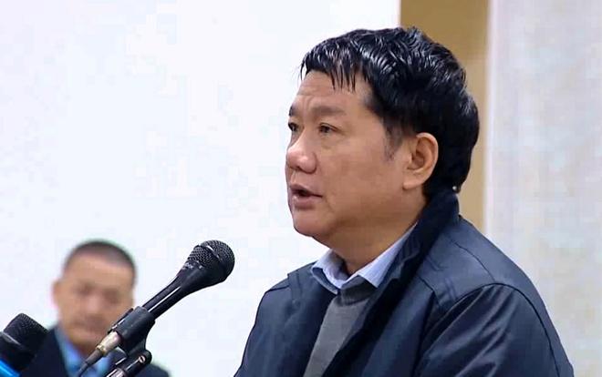 Ong Dinh La Thang: 'Suot qua trinh bi dieu tra luon day dut, tran tro' hinh anh