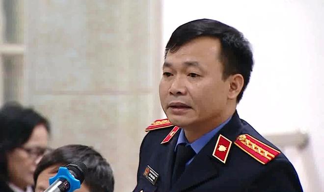 VKS dan 7 dau tai lieu chung minh ong Dinh La Thang da co y lam trai hinh anh