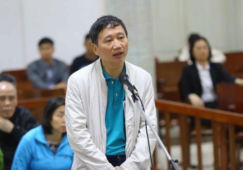 Bi cao Trinh Xuan Thanh de nghi thuc nghiem de 14 ty trong vali hinh anh
