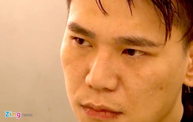 Ca si Chau Viet Cuong anh 2