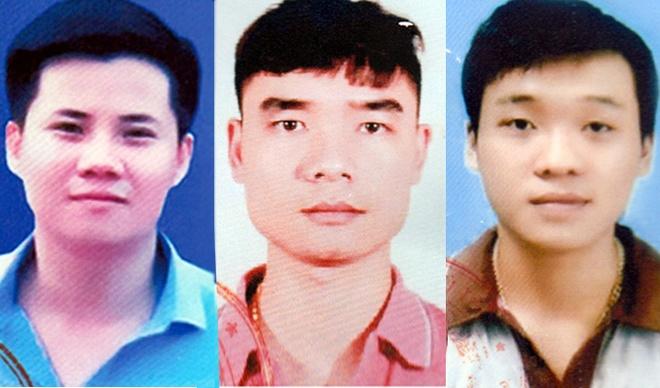 Cong an Phu Tho lam viec voi trung tuong Phan Van Vinh hinh anh 2