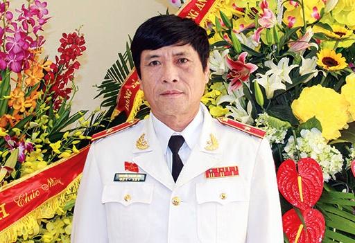Cong an Phu Tho lam viec voi trung tuong Phan Van Vinh hinh anh 4