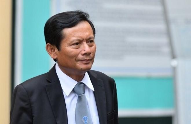Cac luat su go toi cho bi cao Dinh La Thang the nao? hinh anh 1