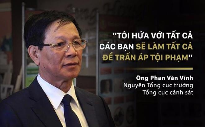 9 phat ngon cua ong Phan Van Vinh ve cac chuyen an truoc khi bi bat hinh anh