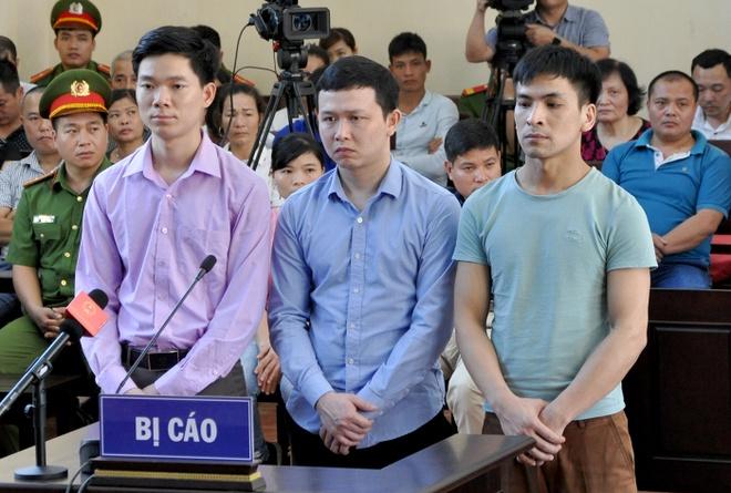 Hoang Cong Luong khai gi tai toa sau su co 8 nguoi chet khi chay than? hinh anh 2