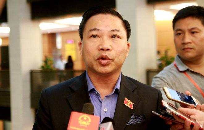 Dai bieu Luu Binh Nhuong: 'Chung cu buoc toi bac si Luong rat yeu' hinh anh