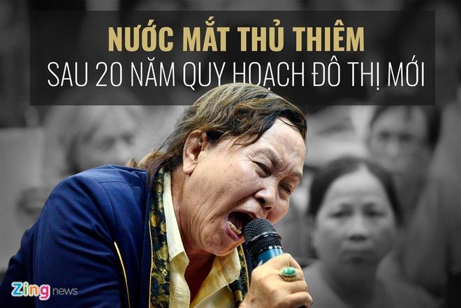 'Se chuyen kien nghi cua cu tri Thu Thiem toi Thanh tra Chinh phu' hinh anh 2