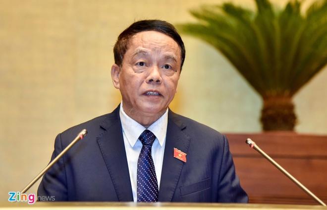 86,86% dai bieu Quoc hoi tan thanh thong qua Luat An ninh mang hinh anh 2