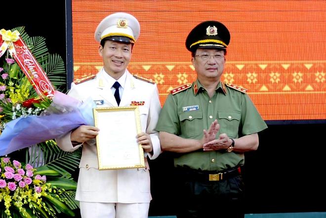 Pho chinh uy K20 lam Giam doc Cong an Dak Lak hinh anh