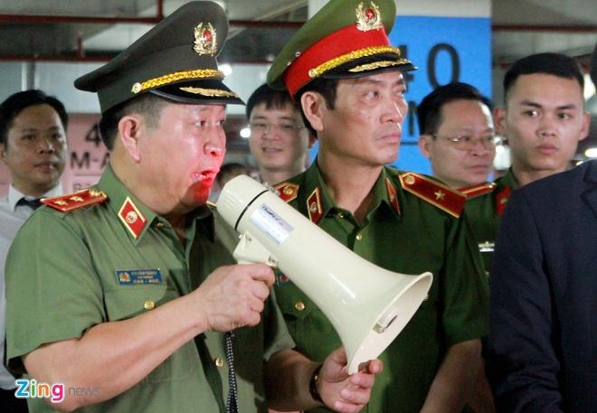 Vi pham cua Thu truong Bo Cong an Bui Van Thanh rat nghiem trong hinh anh 2