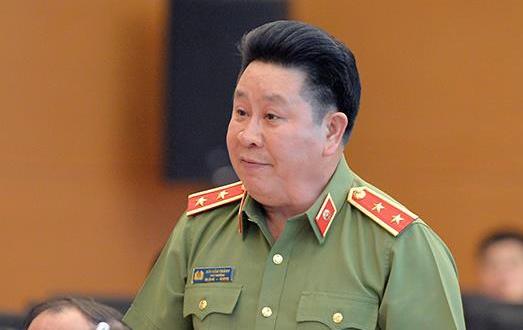 Vi pham cua Thu truong Bo Cong an Bui Van Thanh rat nghiem trong hinh anh 1