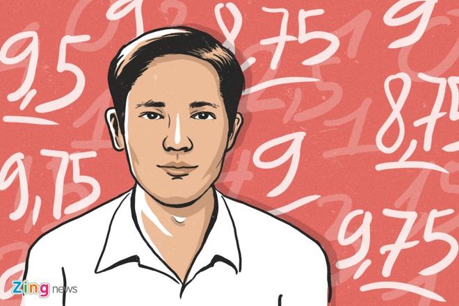 Bat tam giam Vu Trong Luong do nang diem hon 300 bai thi tot nghiep hinh anh 3