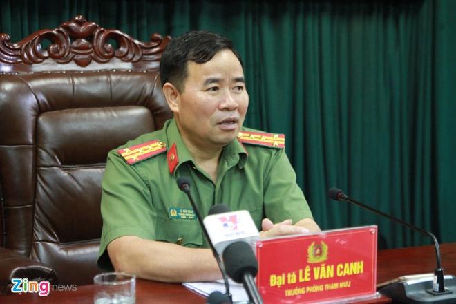 Bat tam giam Vu Trong Luong do nang diem hon 300 bai thi tot nghiep hinh anh 1