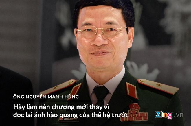 Ong Nguyen Manh Hung nhan nhiem vu anh 3