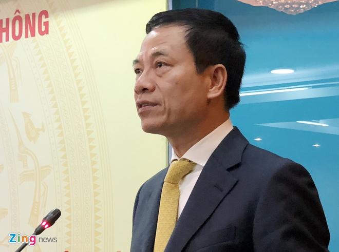 Ong Nguyen Manh Hung nhan nhiem vu anh 2