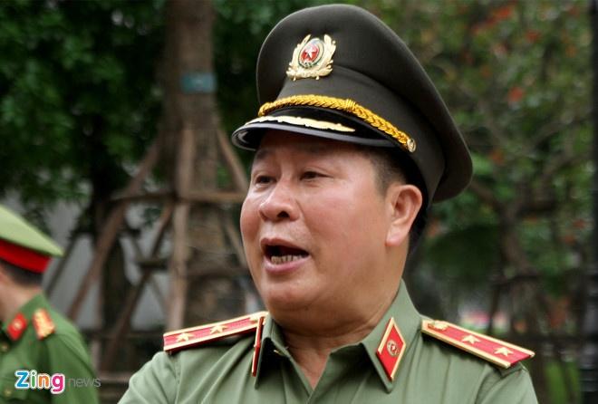Ong Bui Van Thanh bi cach chuc Thu truong Bo Cong an hinh anh 1