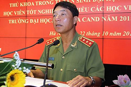 Ong Bui Van Thanh bi cach chuc Thu truong Bo Cong an hinh anh 2