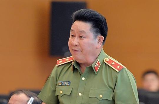 Ong Bui Van Thanh bi cach chuc Thu truong Bo Cong an hinh anh