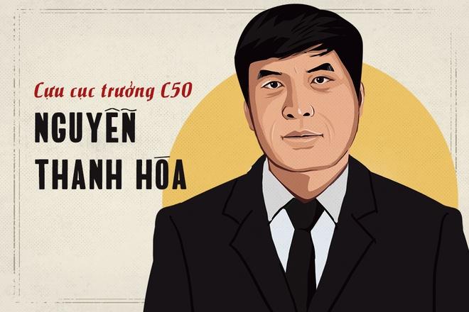 Ong Phan Van Vinh bao cao gian doi Bo truong ve cong ty binh phong hinh anh 2