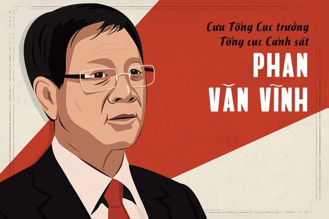 Ong Phan Van Vinh bao cao gian doi Bo truong ve cong ty binh phong hinh anh