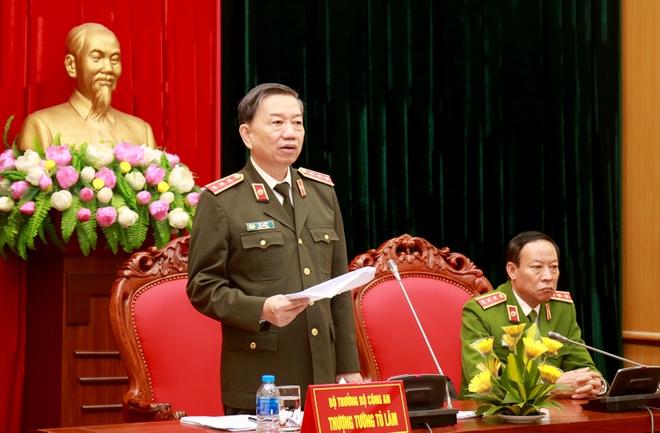 Bo truong To Lam: Tap trung dieu tra cac dai an tham nhung hinh anh 1
