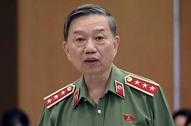 Bo truong To Lam: Tap trung dieu tra cac dai an tham nhung hinh anh