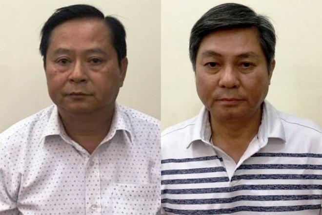 Nguyen Pho chu tich TP.HCM bi khoi to trong vu an xay ra o Sabeco hinh anh 2
