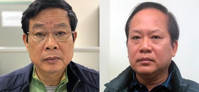 Khoi to, bat tam giam ong Nguyen Bac Son, Truong Minh Tuan hinh anh 2