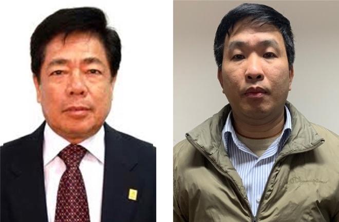 Nguyen Tong giam doc Vinashin bi bat hinh anh
