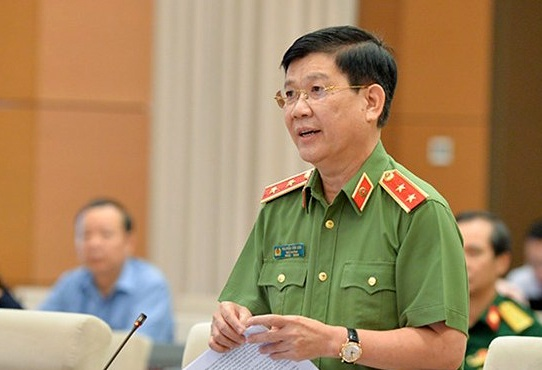 Giam doc cong an 11 tinh, TP se duoc phong tuong tu 2019 hinh anh 1